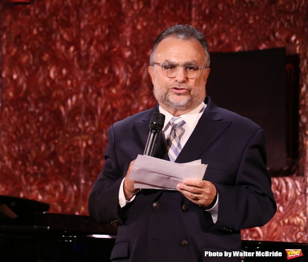 Exclusive Podcast: Go 'Behind the Curtain' with Tony-Winning Producer, Co-Owner of Feinstein's/54 Below Richard Frankel