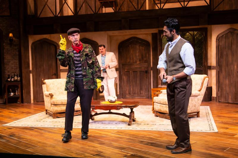 BWW Review: NOISES OFF at TRT is a Sidesplitting Comedy Wonderfully Performed