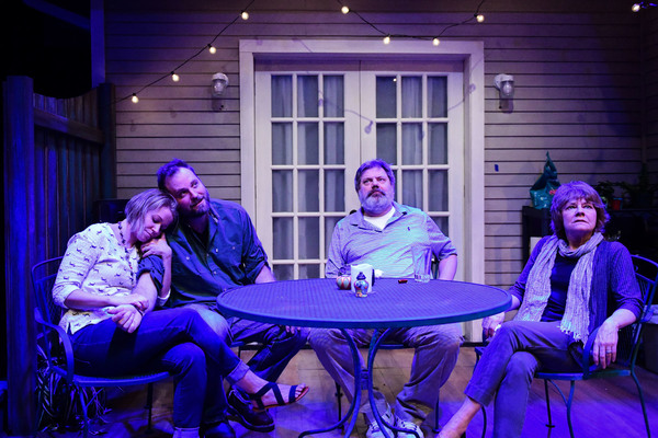 Photo Flash: Shattered Globe Theatre and Theater Wit Presents THE REALISTIC JONESES