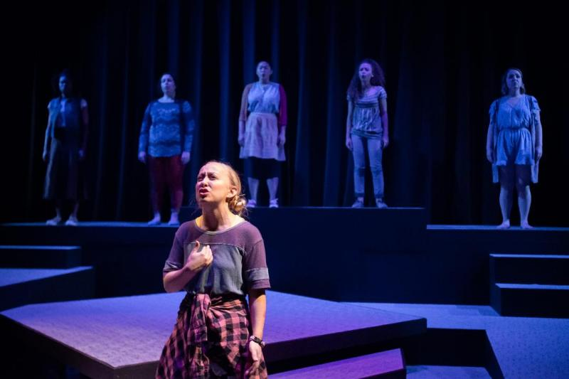 BWW Review: HUMOROUS, SHOCKING, AND ENTERTAINING EMOTIONAL CREATURE THE SECRET LIFE OF GIRLS AROUND THE WORLD OPENS AT SPINNING TREE THEATRE