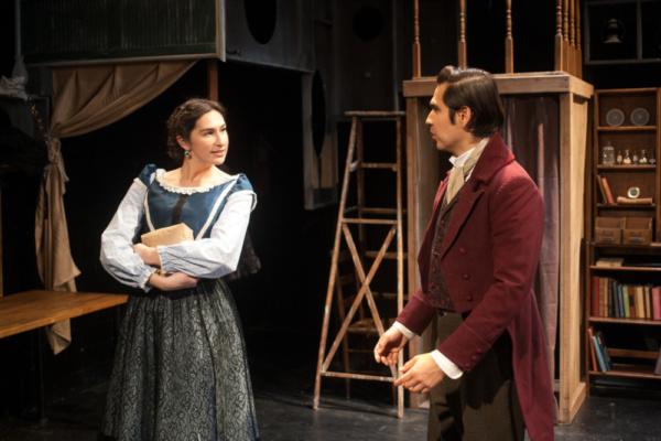 Jessica O'Hara-Baker, Jose-Maria Aguila.  Photo