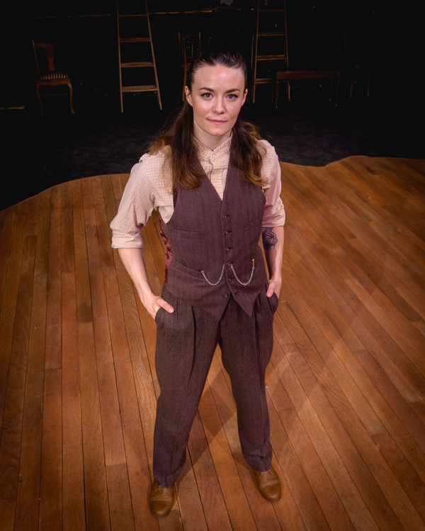 Kelsey Milbourn (Stage Manager)