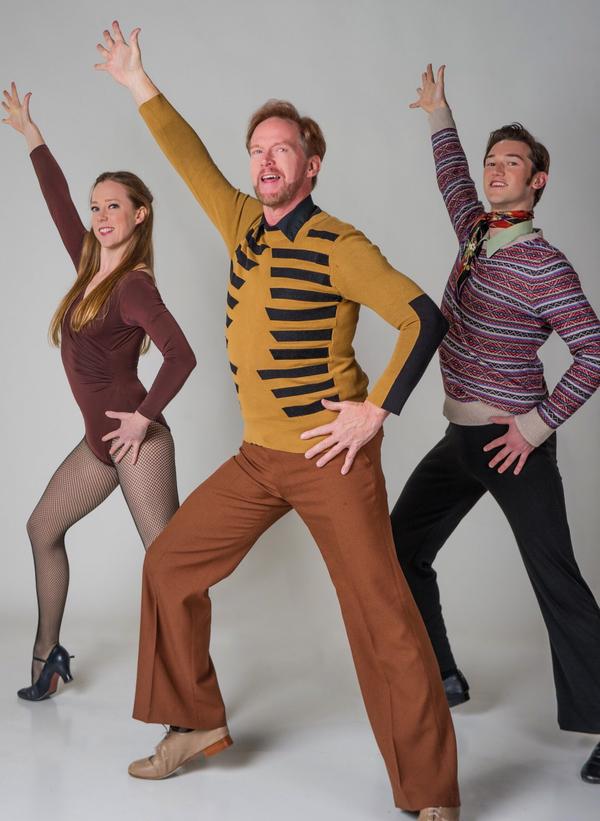 Zoë Swenson-Graham, Russell Garrett and Zachary Isen Photo