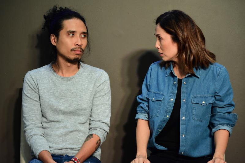 Photo Coverage: EVERY BRILLIANT THING's Teresa Herrera Banters With the Audience