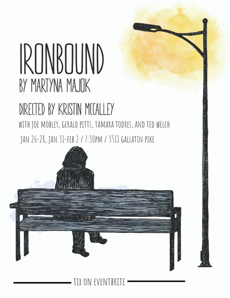 Kristin McCalley Directs Martyna Majok's IRONBOUND Opening Saturday in Nashville