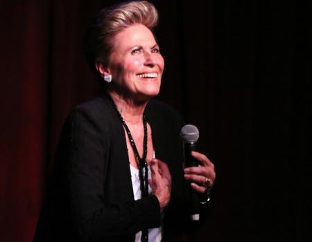 Lorna Dallas to Spend a Night at the Birdland Theater