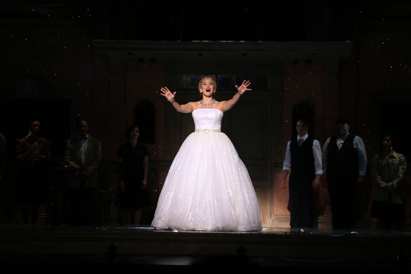 BWW Review: Natalie Cortez Dazzles in Riverside's Thrilling EVITA, Despite Lack of Political Focus