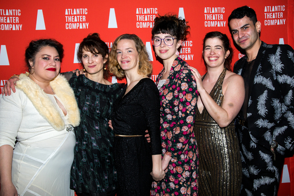 Vanessa Aspillaga, Amy Staats, Margot Bordelon, Adina Verson, Megan Hill, Omer Abbas  Photo