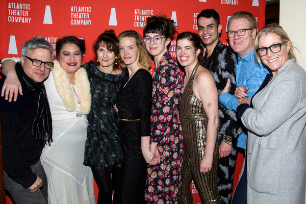 Neil Pepe, Vanessa Aspillaga, Amy Staats, Margot Bordelon, Adina Verson, Megan Hill, Omer Abbas Salem, Jeffory Lawson, Mary McCann