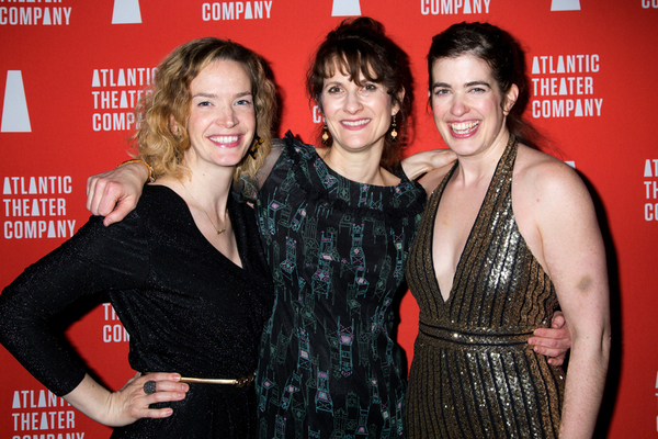 Margot Bordelon, Amy Staats, Megan Hill Photo