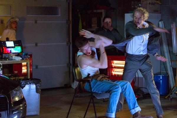 Craig Miller, Stephen Dillane and cast