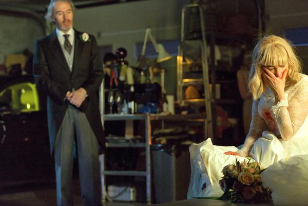 Stephen Dillane and Cate Blanchett Photo