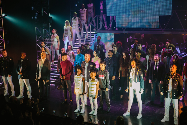 Photo Flash: THRILLER LIVE Celebrates its 10th Anniversary on the West End