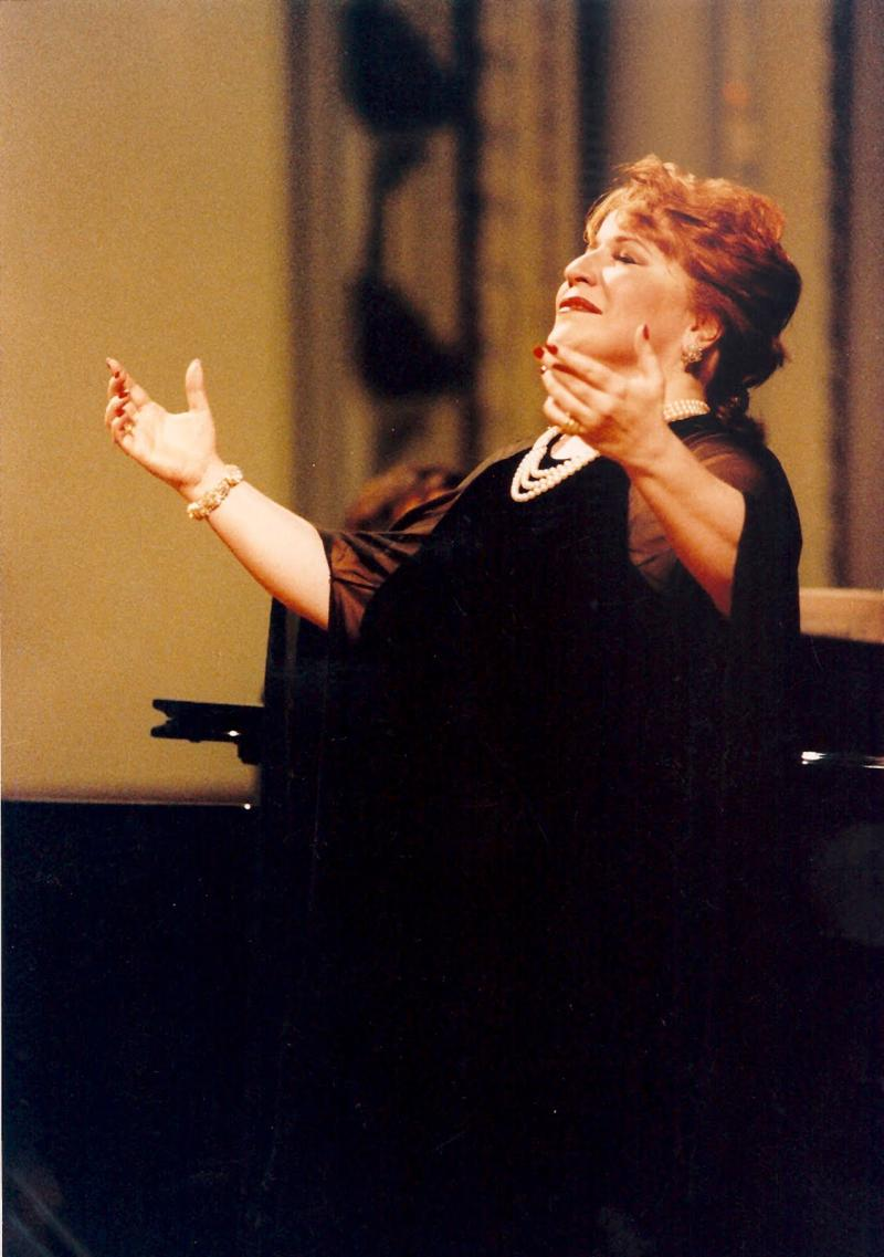 BWW Previews: APRILE MILLO: A DIVA COMES HOME at Zankel Hall of Carnegie Hall