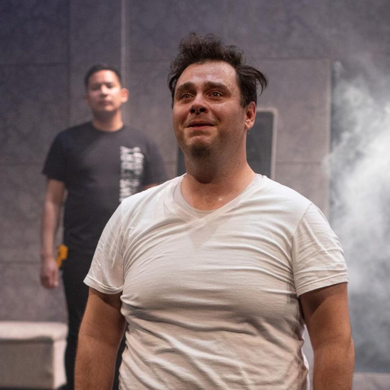 BWW Review: Strawshop's EVERYBODY Examines Death ... Again and Again and Again