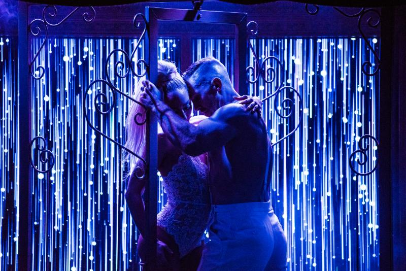 BWW Review: Can Can's Sexy European Cabaret BONBON