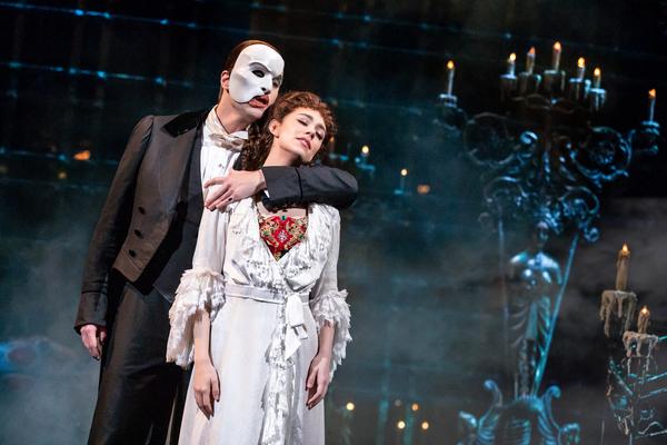 The Phantom of the Opera Production Photo