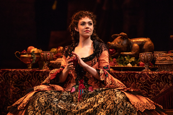 Photo Flash: First Look at Kaley Ann Voorhees & More in THE PHANTOM OF THE OPERA Ahead of 31st Anniversary!