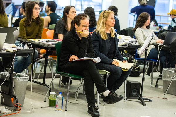 Photo Flash: Fall Down the Rabbit Hole in Rehearsals for MCC's ALICE BY HEART