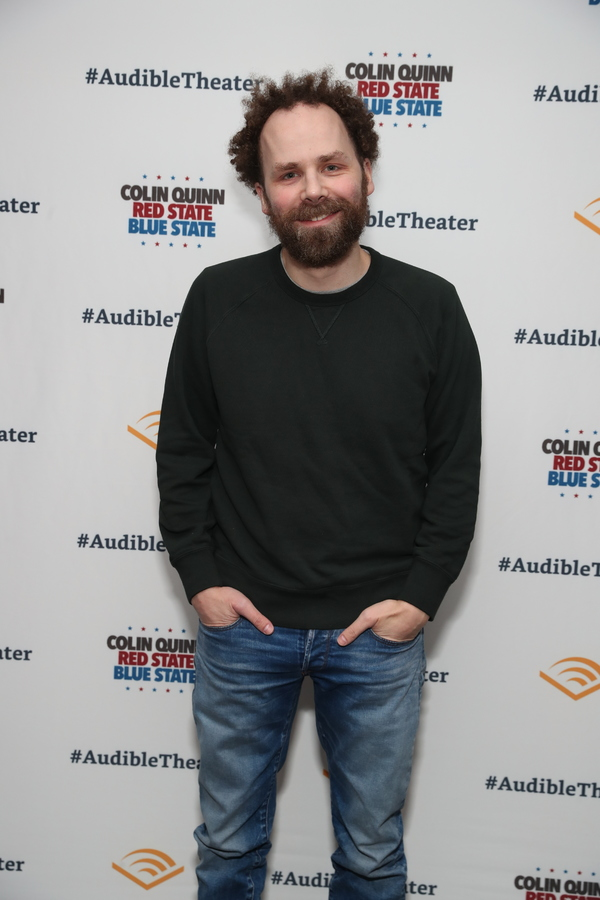 Photo Flash: COLIN QUINN: RED STATE BLUE STATE Celebrates Opening Night