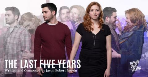 BWW Interview: Angie Kane Ferrante of THE LAST FIVE YEARS at Tipping Point Theatre Says It's An Unapologetic Tale of Love & Choices