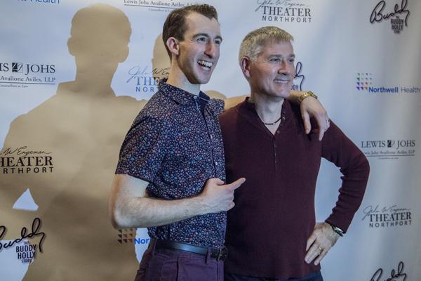 Michael Perrie Jr., and Rik Walter