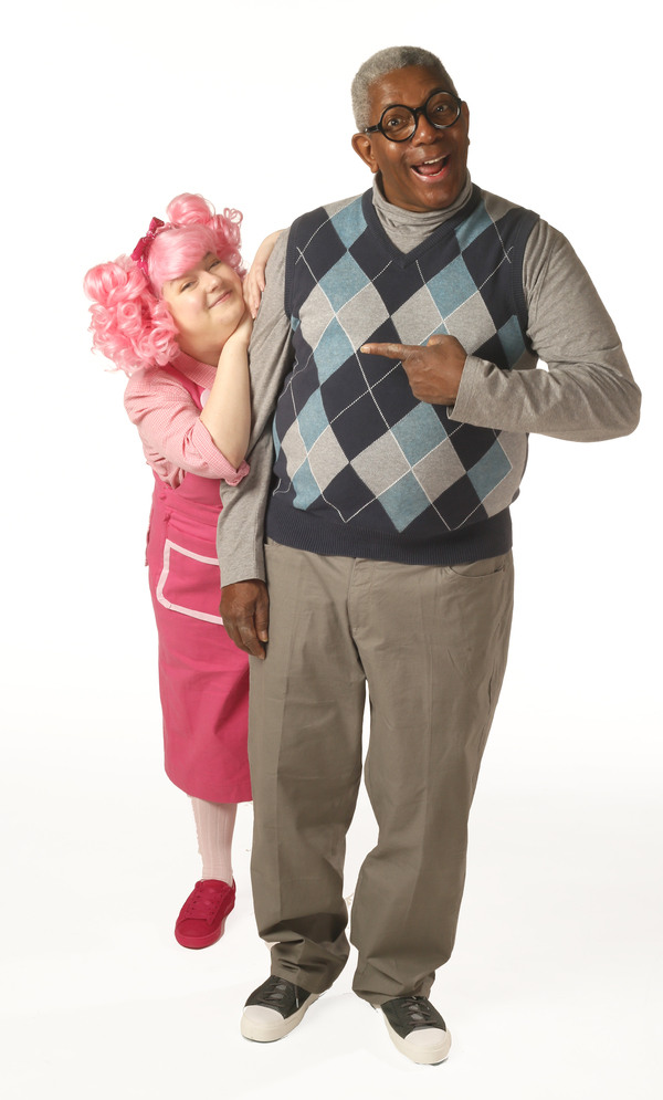 Tom Pickett and Kelli Ogmundson