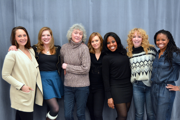 Madison Stratton, Jillian Louis, Suzy Conn, Megan Sikora, Sharon Catherine Brown, Lindsay Nicole Chambers, Carla Duren
