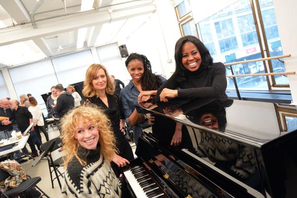 Lindsay Nicole Chambers, Megan Sikora, Carla Duren, Sharon Catherine Brown Photo