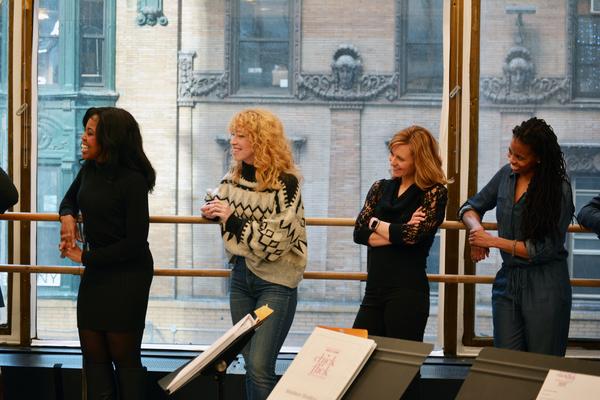 Sharon Catherine Brown, Lindsay Nicole Chambers, Megan Sikora, Carla Duren Photo