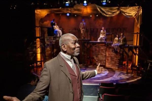 Photo Flash: New Jewish Theatre Presents DISTRICT MERCHANTS