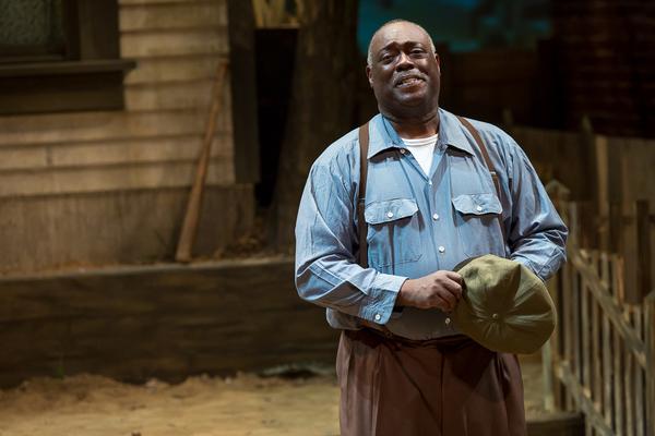 Photo Flash: Cincinnati Shakespeare Company Presents August Wilson's FENCES