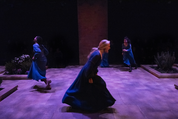 Photo Flash: First Look At THE CONVENT At A.R.T./New York Theatres