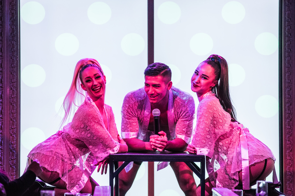 Photo Flash: Seattle's Can-Can Hit BONBON Celebrates Opening Night