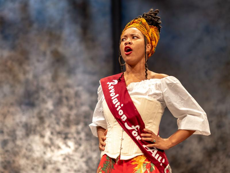BWW Review: THE REVOLUTIONISTS at Gulfshore Playhouse is Refreshing and Resilient!