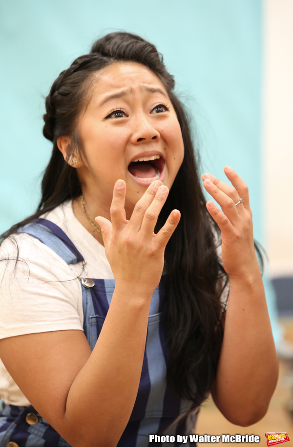 Photo Coverage: The Cast of BE MORE CHILL Performs a Preview of Upcoming Broadway Run