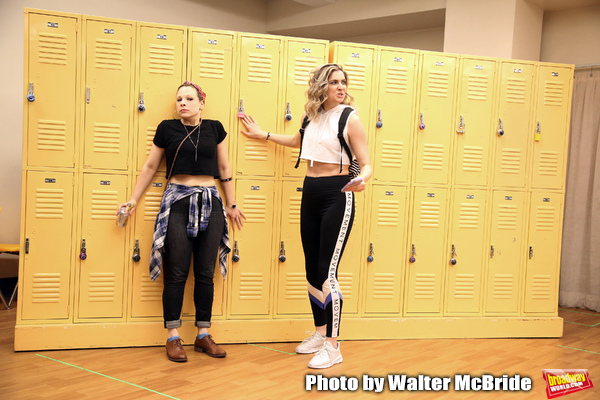 Lauren Marcus and Katlyn Carlson