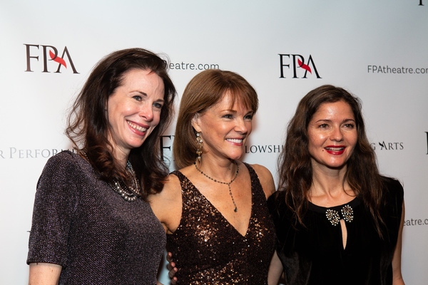 Christa Scott-Reed, Carolyn McCormick, and Jill Hennessy