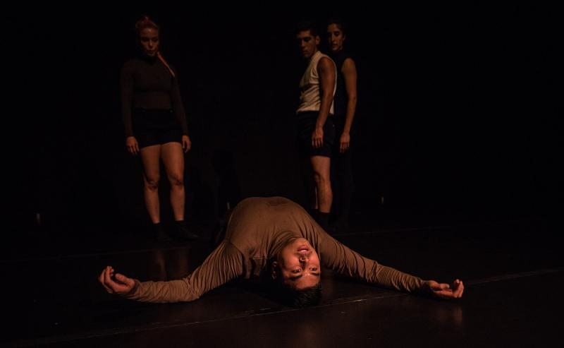 """BWW Review: L. A. CONTEMPORARY DANCE COMPANY """"THE ONLY CONSTANT"""" IS CHANGE at The Odyssey Theatre"""