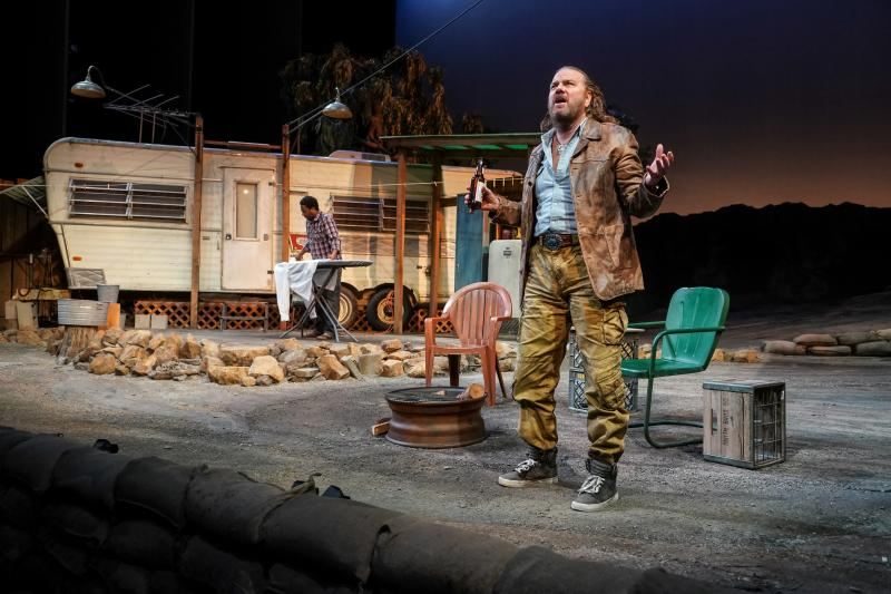 BWW Review: Seattle Rep's LAST OF THE BOYS Delivers an Emotional Gut Punch