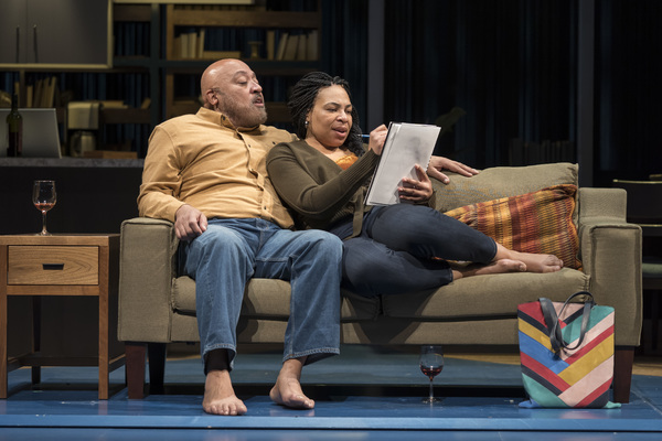 Photo Flash: First Look At HOW TO CATCH CREATION At The Goodman Theatre