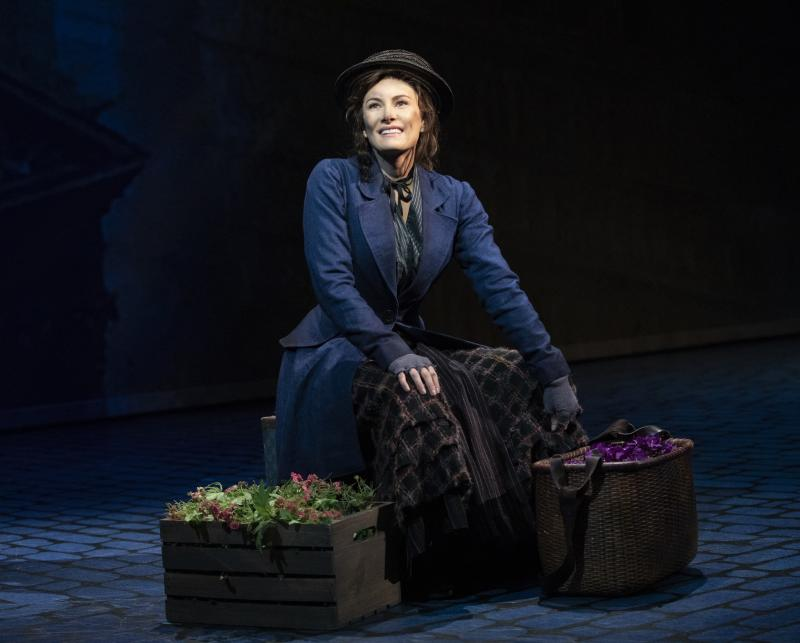 BWW Review: Laura Benanti Brings Fresh Maturity to Eliza in Bartlett Sher's Glorious MY FAIR LADY Revival