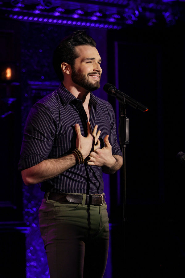 Photo Flash: Lexi Lawson, Ali Ewoldt, And More Lead Hurricane Michael Benefit At Feinstein's/54 Below