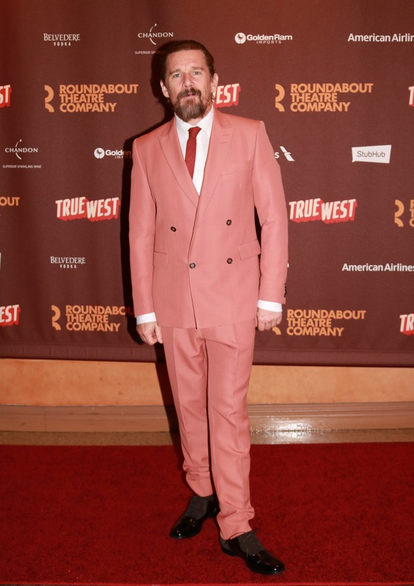 Photo Coverage: Ethan Hawke, Paul Dano & More Celebrate Opening Night of TRUE WEST!