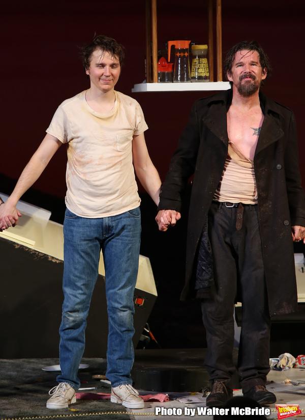 Paul Dano and Ethan Hawke