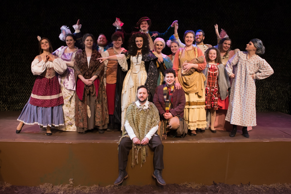 Photo Coverage: First look at Imagine Productions' INTO THE WOODS