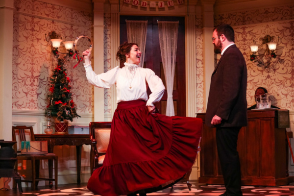 Photo Flash: First Look at A DOLL'S HOUSE At Tacoma Little Theatre