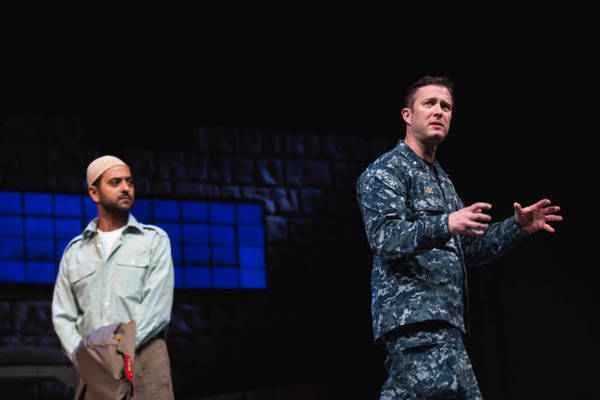 Photo Flash: First Look at A.R.T.'s OTHELLO