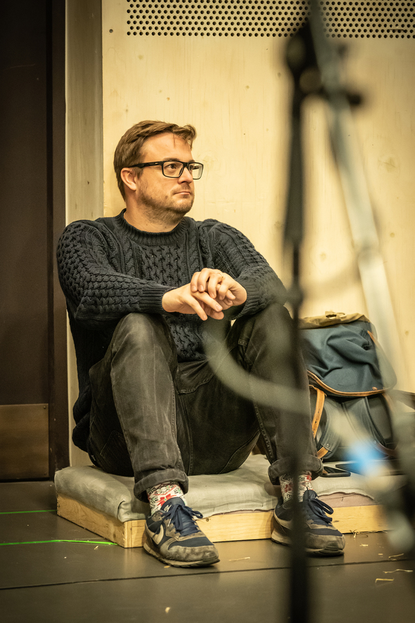 Joel Horwood Photo