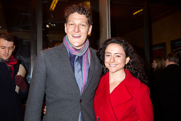 Photo Coverage: On the Opening Night Red Carpet for TRUE WEST!